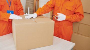 Dicas de como embalar objetos frágeis para mudança