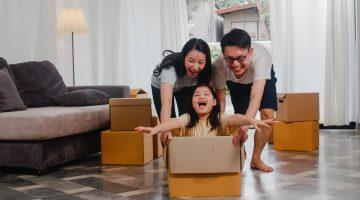 Dicas infalíveis para fazer a mudança de casa