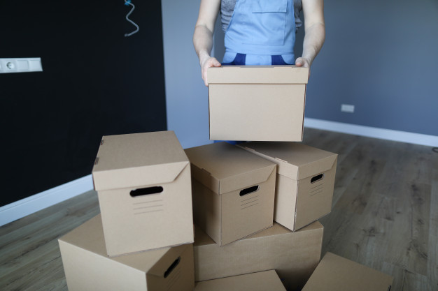 Fazer mudança residencial